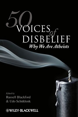 50 Voices of Disbelief by Russell Blackford