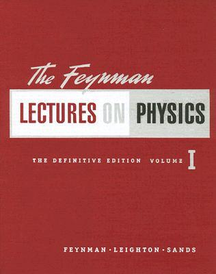 The Feynman Lectures on Physics Vol 1 by Richard Feynman