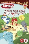 Where Can That Silly Monkey Be? by Jodie Shepherd