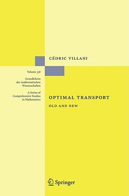 Optimal Transport: Old and New