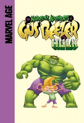 Gus Beezer with the Hulk
