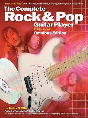 Complete Rock And Pop Guitar Player (Book & Cd)