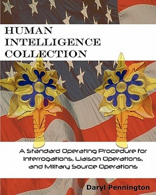 Human Intelligence Collection: A Standard Operating Procedure for Interrogation Operations, Liason Operations, and Military Source Operations