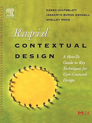 Rapid Contextual Design by Karen Holtzblatt