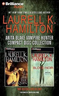 Anita Blake Vampire Hunter CD Collection 2 by Laurell K. Hamilton
