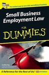 Small Business Employment Law For Dummies (For Dummies)