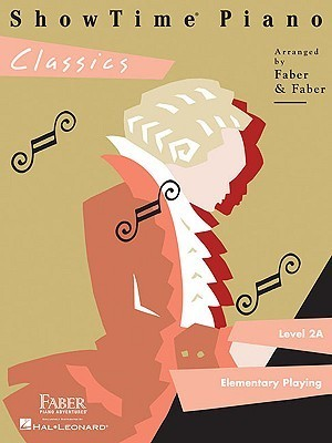 ShowTime Piano, Level 2A (Elementary Playing): Classics