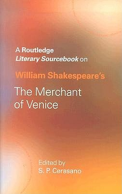 William Shakepeare's: The Merchant of Venice