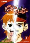 Kung Fu Klutz and Karate Cool Manga Volume 1