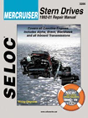 Mercruiser Stern Drives 1992 - 2000