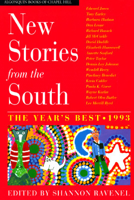 New Stories from the South 1993 by Shannon Ravenel