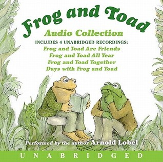 Frog and Toad CD Audio Collection(Frog and Toad 1-4)