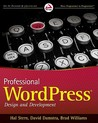 Professional WordPress: Design and Development by Brad Williams