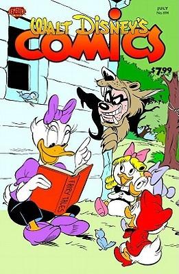 Walt Disney's Comics And Stories #698