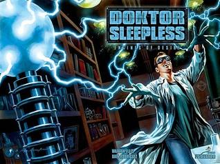 Doktor Sleepless Volume 1 Engines Of Desire By Warren Ellis