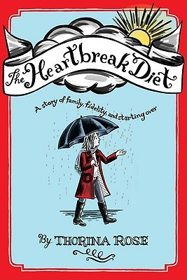 The Heartbreak Diet by Thorina Rose