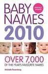 Baby Names 2010 by Eleanor Turner