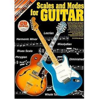 Scales & Modes Guitar Bk/CD