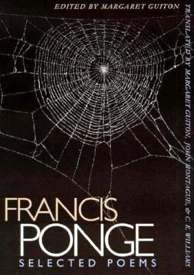 Selected Poems | Francis Ponge by Francis Ponge