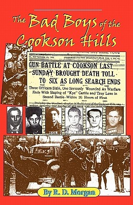 The Bad Boys of the Cookson Hills by R.D. Morgan