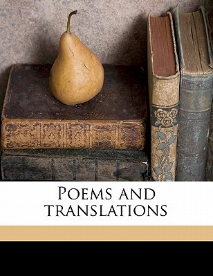 Poems and Translations by J.M. Synge