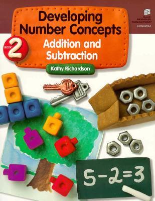 Developing Number Concepts Book 2: Addition & Subtraction Grade K/3 Copyright 1999