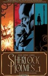 The Trial of Sherlock Holmes by Leah Moore