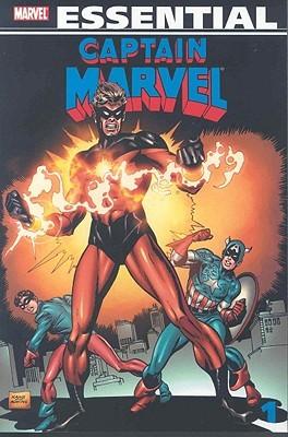 Essential Captain Marvel, Vol. 1