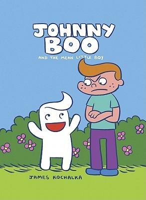 Johnny Boo by James Kochalka