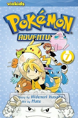 Pokémon Adventures, Vol. 7
