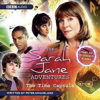 The Sarah Jane Adventures by Peter Anghelides