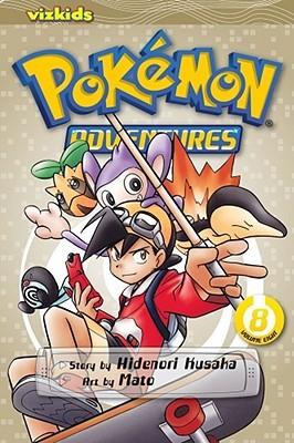 Pokémon Adventures, Vol. 8