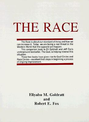 The Race by Eliyahu M. Goldratt
