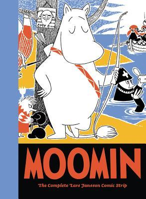 Moomin: The Complete Lars Jansson Comic Strip, Vol. 7