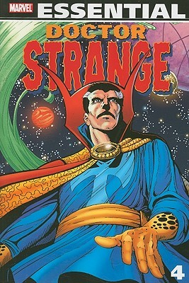 Essential Doctor Strange, Vol. 4 by Roger Stern