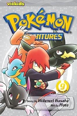 Pokémon Adventures, Vol. 9 by Hidenori Kusaka