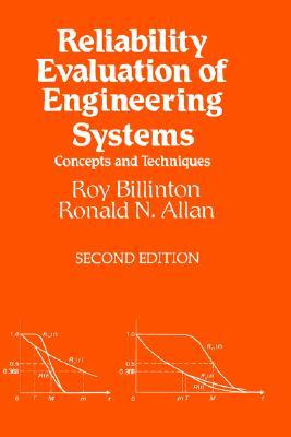 Systems pdf evaluation reliability of engineering by roy billinton