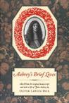 Brief Lives (Nonpareil Book)