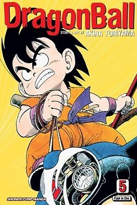 Dragon Ball, Vol. 5 (Dragon Ball VIZBIG Edition, #5)
