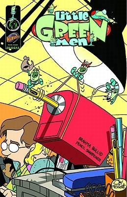 Little Green Men: Small Package, Big Fun! GN: Small Package, Big Fun! GN