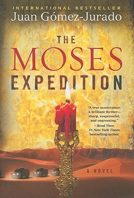 The Moses Expedition (Father Anthony Fowler, #2)