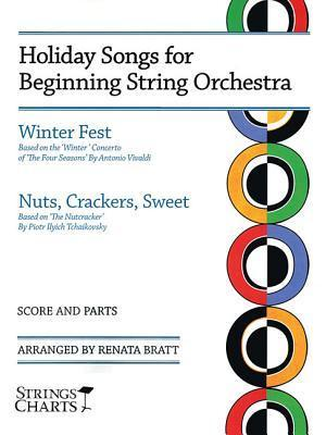 Holiday Songs for Beginning String Orchestra: Strings Charts Series