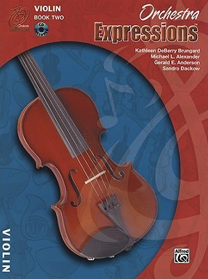 Orchestra Expressions, Book Two for Violin