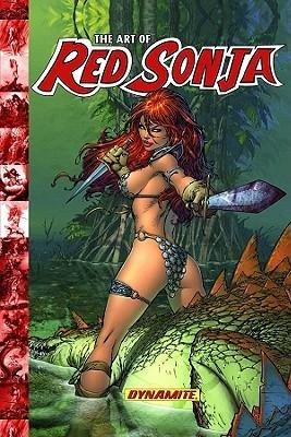 Art Of Red Sonja HC