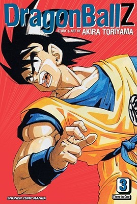 Dragon Ball Z, Vol. 3 (Dragon Ball VIZBIG Edition, #8)