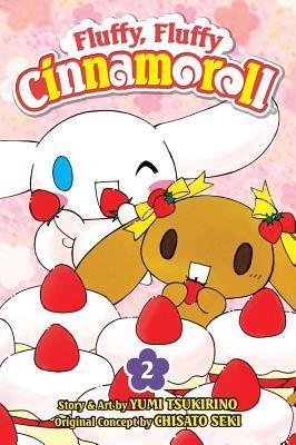 Fluffy, Fluffy Cinnamoroll, Vol. 2