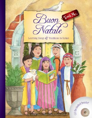 Buon Natale Song.Buon Natale Learning Songs Traditions In Italian With Cd Audio
