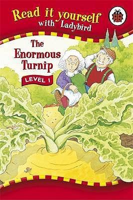The Enormous Turnip (Read It Yourself   Level 1)