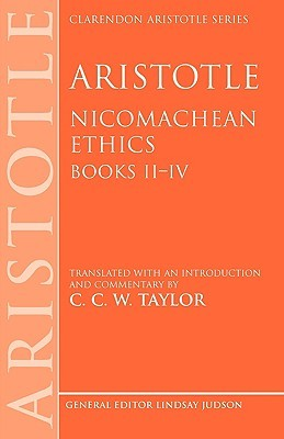 Nicomachean Ethics, Books 2-4: Translated with an Introduction and Commentary