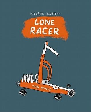 Lone Racer by Nicolas Mahler